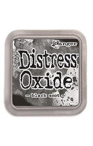 Tim Holtz Distress® Oxide® Ink Pad Black Soot