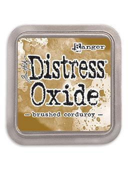 Tim Holtz Distress® Oxide® Ink Pad Brushed Corduroy