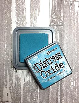 Tim Holtz Distress® Oxide® Ink Pad Broken China Ink Pad Tim Holtz