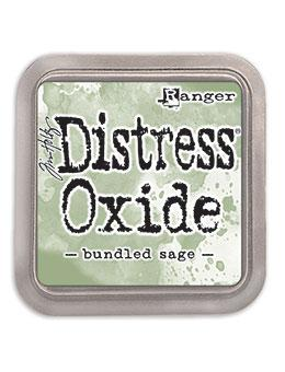 Tim Holtz Distress® Oxide® Ink Pad Bundled Sage Ink Pad Tim Holtz