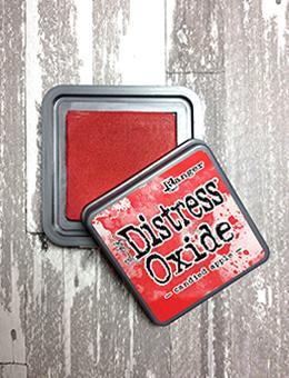 Tim Holtz Distress® Oxide® Ink Pad Candied Apple Ink Pad Tim Holtz