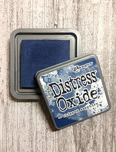 Tim Holtz Distress® Oxide® Ink Pad Chipped Sapphire Ink Pad Tim Holtz