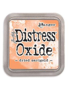 Tim Holtz Distress® Oxide® Ink Pad Dried Marigold Ink Pad Tim Holtz