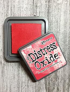 Tim Holtz Distress® Oxide® Ink Pad Festive Berries Ink Pad Tim Holtz