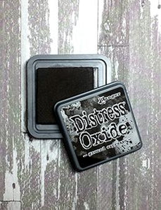 Tim Holtz Distress® Oxide® Ink Pad Ground Espresso Ink Pad Tim Holtz