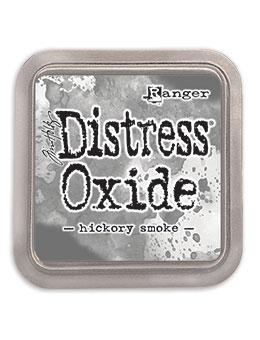 Tim Holtz Distress® Oxide® Ink Pad Hickory Smoke