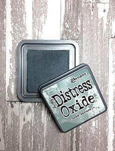 Tim Holtz Distress® Oxide® Ink Pad Iced Spruce Ink Pad Tim Holtz