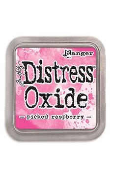 Tim Holtz Distress® Oxide® Ink Pad Picked Raspberry