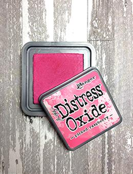 Tim Holtz Distress® Oxide® Ink Pad Picked Raspberry Ink Pad Tim Holtz