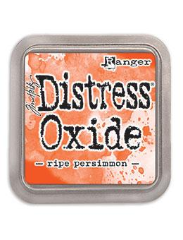 Tim Holtz Distress® Oxide® Ink Pad Ripe Persimmon Ink Pad Tim Holtz