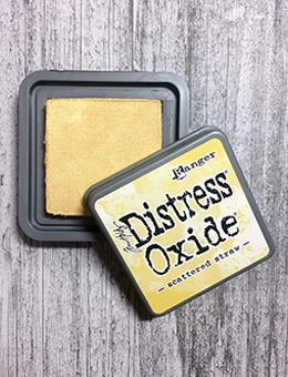Tim Holtz Distress® Oxide® Ink Pad Scattered Straw Ink Pad Tim Holtz