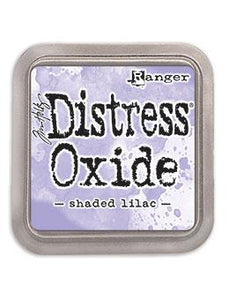 Tim Holtz Distress® Oxide® Ink Pad Shaded Lilac