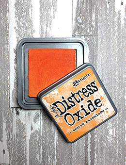 Tim Holtz Distress® Oxide® Ink Pad Spiced Marmalade Ink Pad Tim Holtz