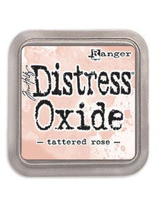 Tim Holtz Distress® Oxide® Ink Pad Tattered Rose Ink Pad Tim Holtz