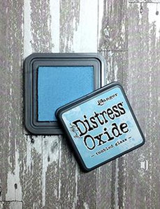 Tim Holtz Distress® Oxide® Ink Pad Tumbled Glass Ink Pad Tim Holtz