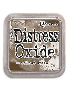 Tim Holtz Distress® Oxide® Ink Pad Walnut Stain Ink Pad Tim Holtz