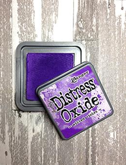 Tim Holtz Distress® Oxide® Ink Pad Wilted Violet Ink Pad Tim Holtz