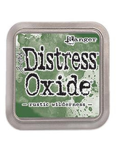 Tim Holtz Distress® Oxide® Ink Pad Rustic Wilderness Ink Pad Distress