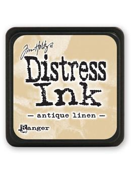 Tim Holtz Mini Distress® Ink Pad Antique Linen Mini Ink Pad Tim Holtz