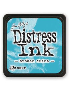 Tim Holtz Mini Distress® Ink Pad Broken China Mini Ink Pad Tim Holtz