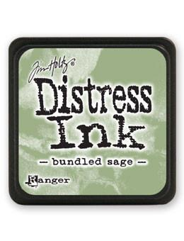 Tim Holtz Mini Distress® Ink Pad Bundled Sage Mini Ink Pad Tim Holtz