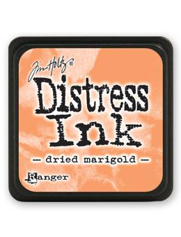 Tim Holtz Mini Distress® Ink Pad Dried Marigold Mini Ink Pad Tim Holtz