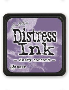 Tim Holtz Mini Distress® Ink Pad Dusty Concord Mini Ink Pad Tim Holtz