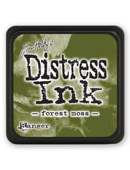 Tim Holtz Mini Distress® Ink Pad Forest Moss Mini Ink Pad Tim Holtz