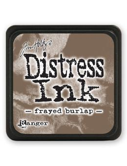 Tim Holtz Mini Distress® Ink Pad Frayed Burlap Mini Ink Pad Tim Holtz