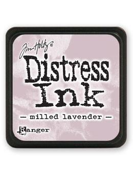Tim Holtz Mini Distress® Ink Pad Milled Lavender Mini Ink Pad Tim Holtz