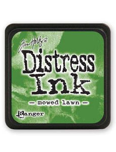 Tim Holtz Mini Distress® Ink Pad Mowed Lawn Mini Ink Pad Tim Holtz