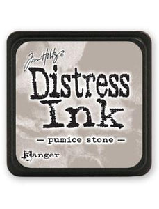 Tim Holtz Mini Distress® Ink Pad Pumice Stone Mini Ink Pad Tim Holtz
