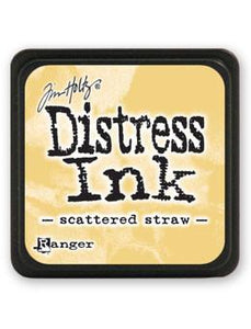 Tim Holtz Mini Distress® Ink Pad Scattered Straw Mini Ink Pad Tim Holtz
