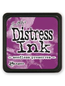 Tim Holtz Mini Distress® Ink Pad Seedless Preserves