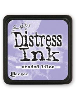 Tim Holtz Mini Distress® Ink Pad Shaded Lilac