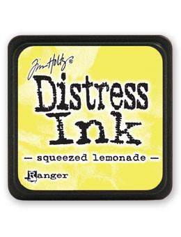 Tim Holtz Mini Distress® Ink Pad Squeezed Lemonade Mini Ink Pad Tim Holtz