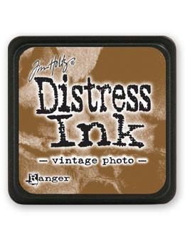 Tim Holtz Mini Distress® Ink Pad Vintage Photo Mini Ink Pad Tim Holtz