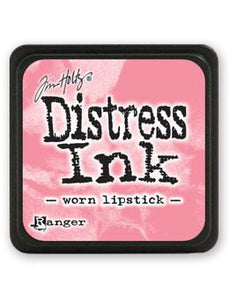 Tim Holtz Mini Distress® Ink Pad Worn Lipstick