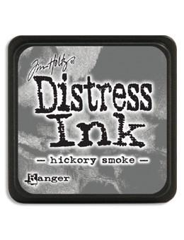 Tim Holtz Mini Distress® Ink Pad Hickory Smoke