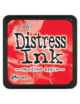 Tim Holtz Mini Distress® Ink Pad Candied Apple Mini Ink Pad Tim Holtz
