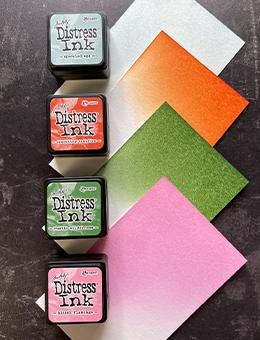 Tim Holtz Mini Distress® Ink Kit 16 Kits Distress