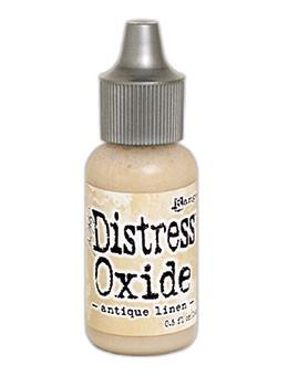 Tim Holtz Distress® Oxide Re-Inker Antique Linen, 0.5oz
