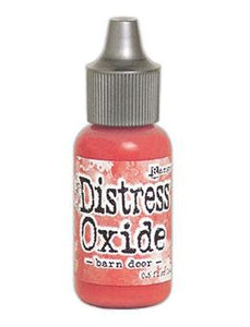 Tim Holtz Distress® Oxide® Re-Inker Barn Door, 0.5oz Re-Inker Tim Holtz