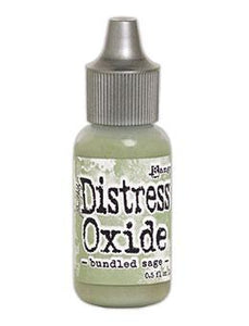 Tim Holtz Distress® Oxide® Re-Inker Bundled Sage, 0.5oz Re-Inker Tim Holtz