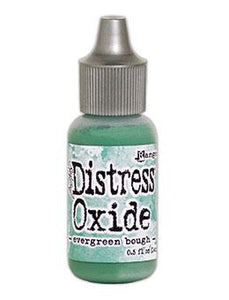 Tim Holtz Distress® Oxide® Re-Inker Evergreen Bough, 0.5oz Re-Inker Tim Holtz