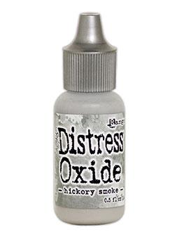 Tim Holtz Distress® Oxide® Re-Inker Hickory Smoke, 0.5oz Re-Inker Tim Holtz