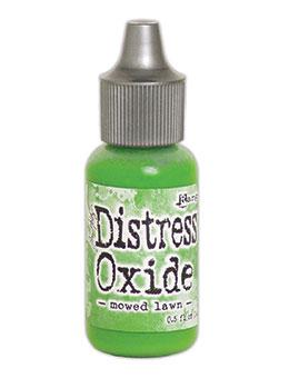 Tim Holtz Distress® Oxide® Re-Inker Mowed Lawn, 0.5oz Re-Inker Tim Holtz