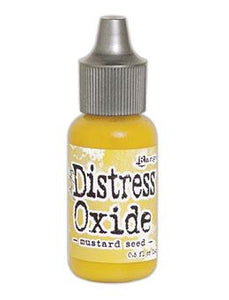 Tim Holtz Distress® Oxide® Re-Inker Mustard Seed, 0.5oz Re-Inker Tim Holtz