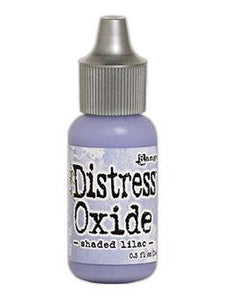 Tim Holtz Distress® Oxide® Re-Inker Shaded Lilac, 0.5oz Re-Inker Tim Holtz