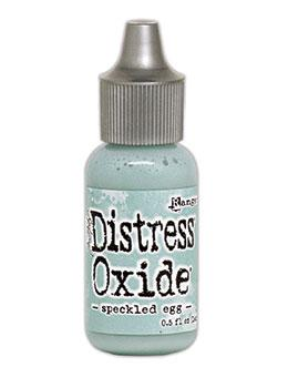 Tim Holtz Distress® Oxide® Ink Pad Re-Inker Speckled Egg 0.5oz Ink Distress